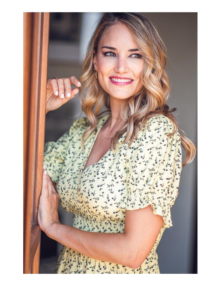 Moolberry_Vestido_Button_Up_Amarillo_Alba_Carrillo